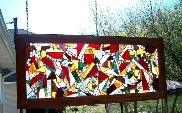 glass on glass: Glass Mosaic Ideas, Glass Projects, Glass Artistic Xpressions, Stain Glass, Mosaic Designs, Stained Glass, Artsy Cool Stuff, Mosaics Glass