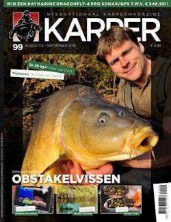 6x Karper € 39,25: Karper is een specialistisch magazine dat zich richt…