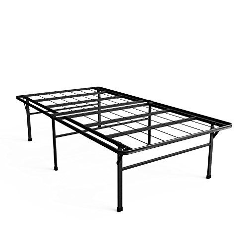 Zinus Platform Twin 4 Extra Inches high Bed Frame Zinus
