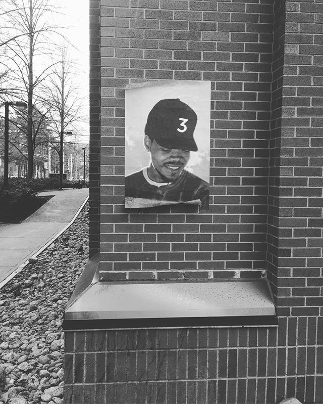 Chance #chancetherapper #poster #halifax