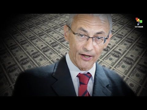 """The Empire Files: Abby Martin Exposes John Podesta   teleSUR English   Nov 5, 2016   """"With the Wikileaks release of thousands of emails belonging to John Podesta, very little is known in US society about Podesta himself. While he's maintained a low profile, John Podesta is actually considered one of Washington's biggest players, and one of the most powerful corporate lobbyists in the world."""" Click to watch and share video (23:50)."""