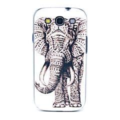 Κάλυμμα πίσω μέρους - Γραφικό/Κινούμενα σχέδια/Ειδικός Σχεδιασμός - Samsung Mobile Phone - για Samsung S3 I9300 ( Πολύχρωμο , Πλαστικό )