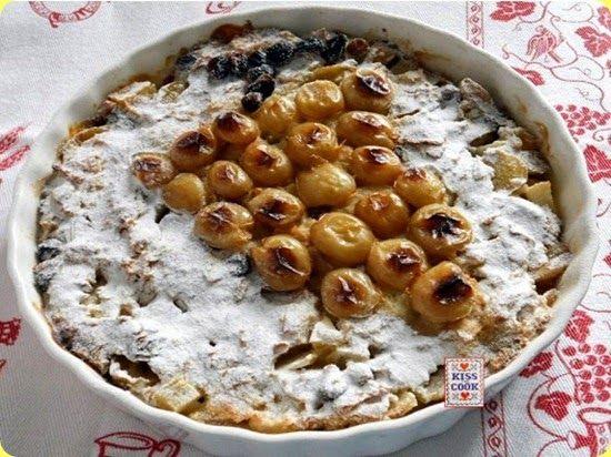 Miascia, la torta tipica del Lago di Como.