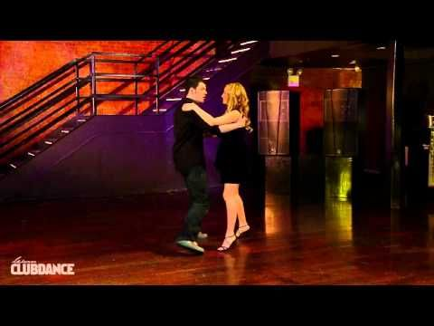 ▶ How To Slow Dance - Social Dancing 101 - YouTube At 3:00 or so he teaches you how to lead a little