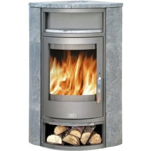 Polar 6 5kw Corner Wood Burning Amp Multifuel Stove Soapstone камины печи мангалы Stove Corner Stove Multi Fuel Stove