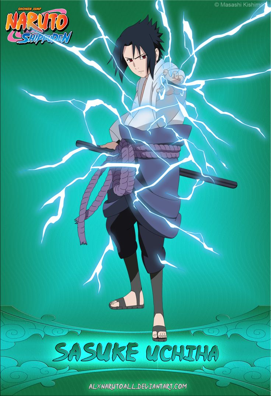 Sasuke Uchiha by alxnarutoall.deviantart.com on @deviantART