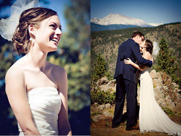 Married on a MountainMountain Wedding