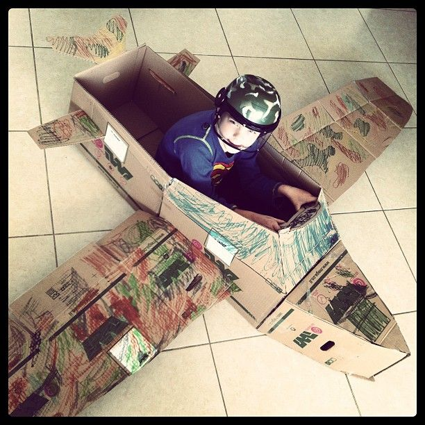 35 Pilot Party Props Airplane Party Diy Printable Photo Booth: 1000+ Ideas About Cardboard Airplane On Pinterest