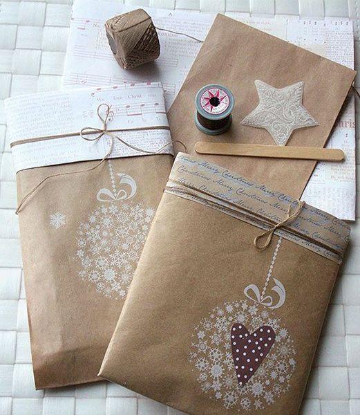 30 maneras diferentes (y muy originales) para envolver regalos como un profesional mismilyun.com © Ibuki