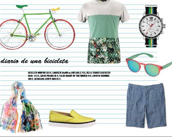 diario de una bicicleta