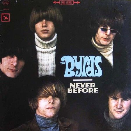 The Byrds album covers