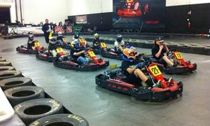 Groupon - Two Same-Day Go-Kart Races for Two or Four at Fast Lap-Las Vegas (Up to 60% Off) in Paradise. Groupon deal price: $41