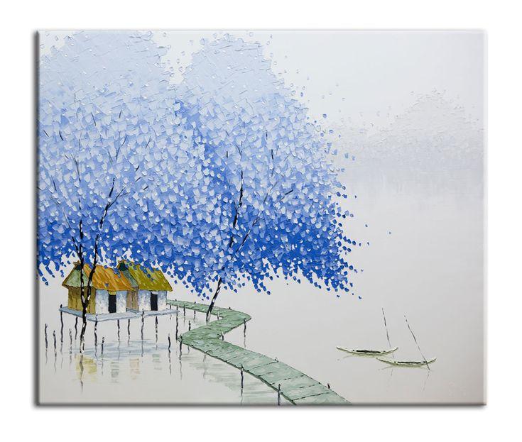 Авторская копия картины вьетнамской художницы Phan Thu Trang в технике жекле<div><br></div><div>Материал: натуральный холст, деревянный подрамник, лак,итальянский фактурный гель<br></div>