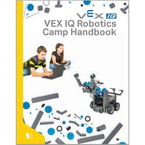 VEX IQ Robotics Camp Handbook FREE download!
