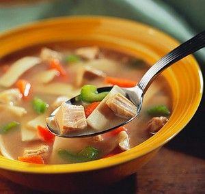 Healing Chicken Soup - Omni diet - Dr. Amen