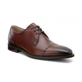 Pantofi barbati ECCO Faro maro
