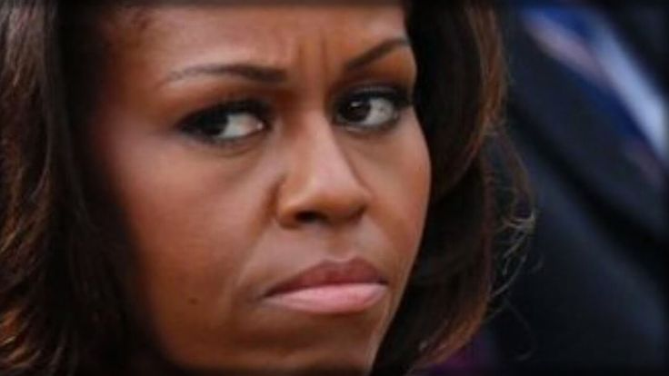 HAHA! CONGRESS JUST GAVE MICHELLE OBAMA SOME BAD NEWS AS SHE'S LEAVING T...