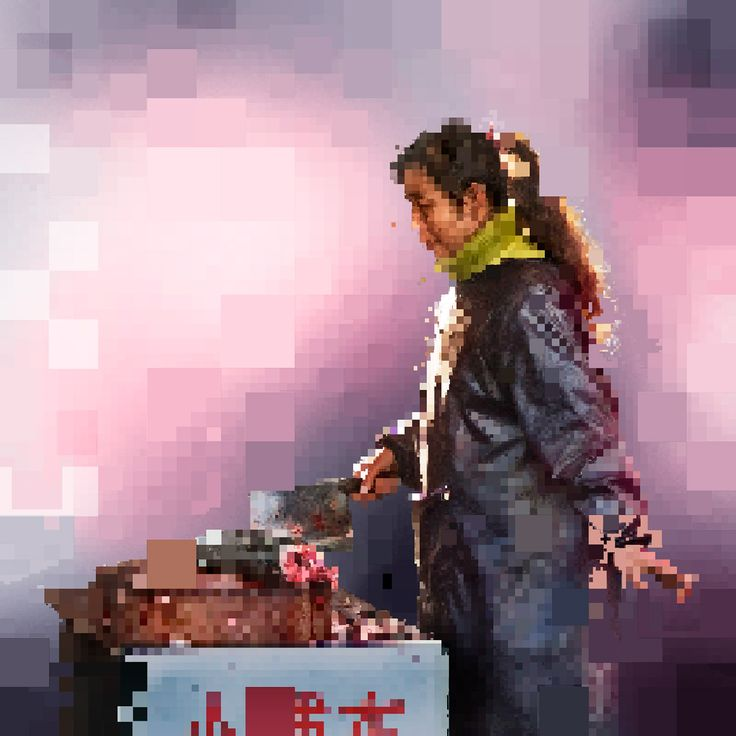 PIXELATE : 上海像素 On Behance