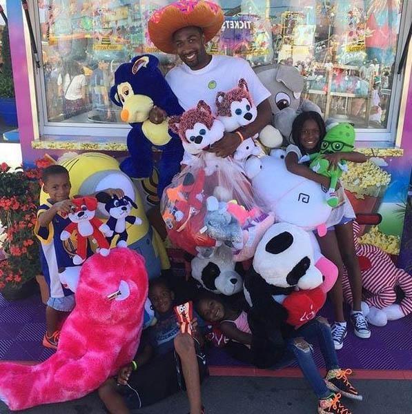 OC Fair bans former NBA player Gilbert Arenas from carnival games
