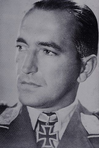 Major Rudolf Böhmler (1914-1968), Kommandeur I./Fallschirmjäger Regiment 3, Ritterkreuz 26.03.1944