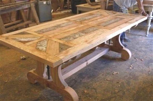 Farmhouse Dining Table Stain Farmhouse Dining Table For Sale