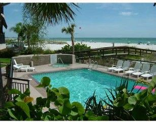 *New Listing* - St Pete Beach Location with Pool, Parking, Wi-Fi