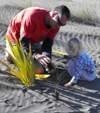 Taranaki Tree Trust provides funding for tree planting in the Taranaki Region