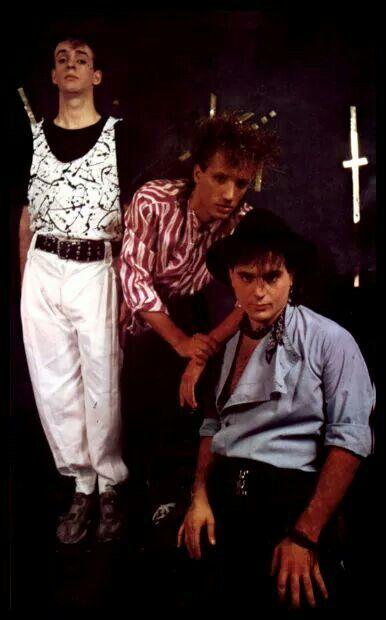 Inicios de Soda Stereo