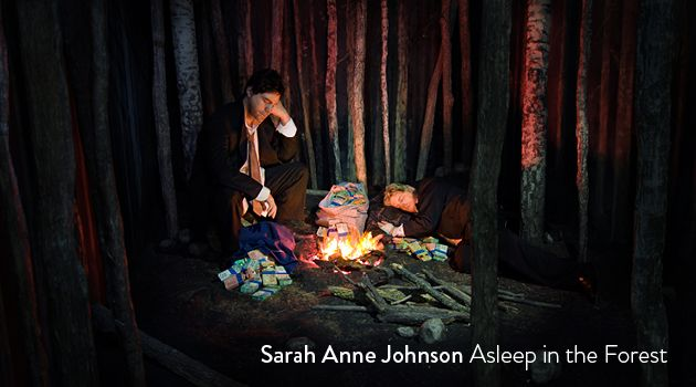 Sarah Anne Johnson: Asleep in the Forest | APR 30 - JUNE 18, 2016