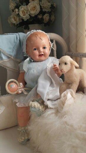 Beautiful Life Size Baby Doll