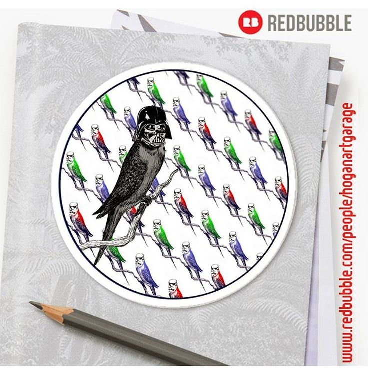 Sold!! 😃..thanks to the US buyer of this 'Star Birds' sticker design from my…