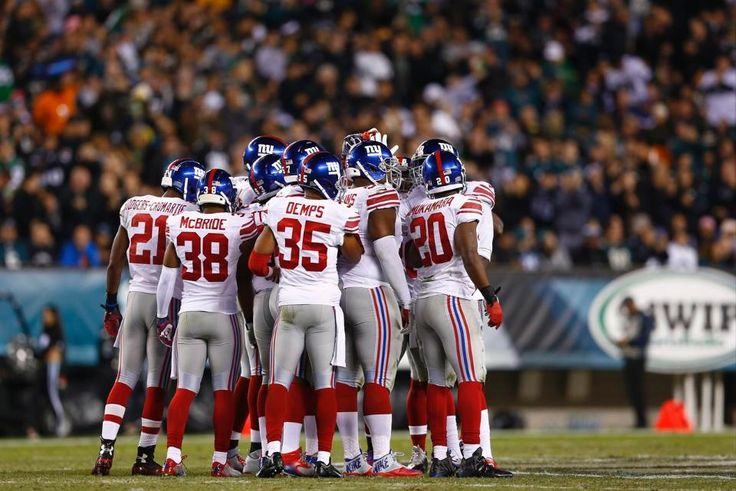 Giants vs. Eagles - Huttle time No. 2 (10/12/14)