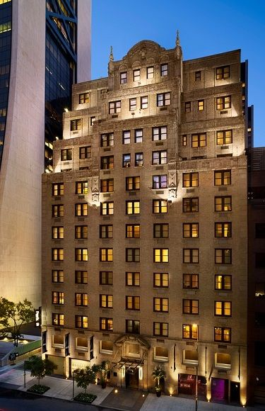 #centralpark #hotel #extendedstay. Beautifully-designed, spacious studios, 1 and 2 bedroom suites, most with full kitchens, AKA Central Park is the ideal choice for stays of a week or longer.
