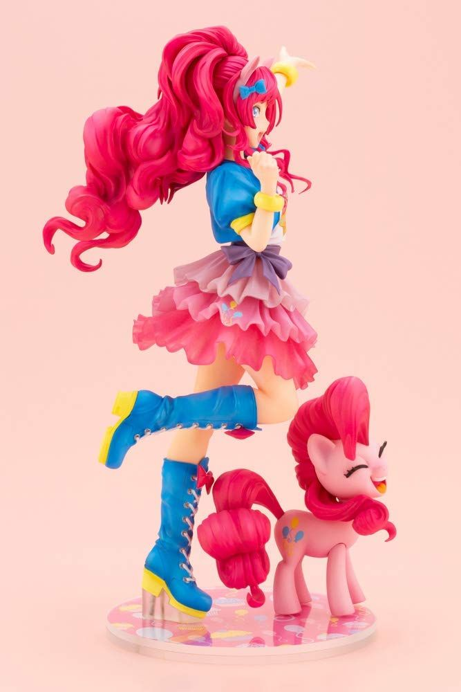 My Little Pony Pinkie Pie Bishoujo Statue With Images Little