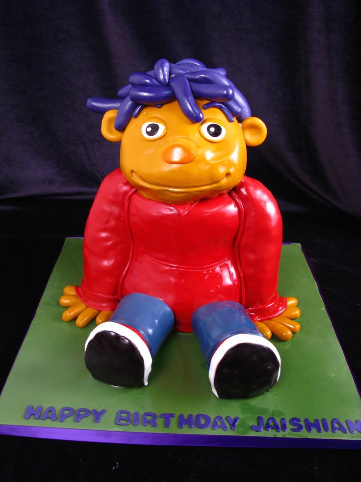 172 Best Images About Birthday Cakes On Pinterest Baby