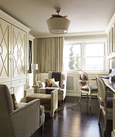Murphy bed heritage woodworking c san francisco - Belle maison valencia tucson fratantoni design ...