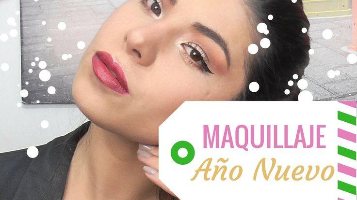 Maquillaje AÑO NUEVO - FIN DE AÑO