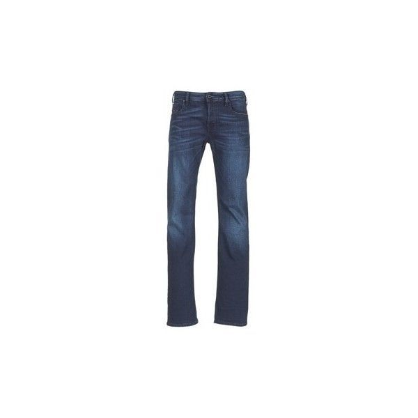 Diesel ZATINY Bootcut Jeans ($150) ❤ liked on Polyvore featuring men's fashion, men's clothing, men's jeans, blue, mens wide leg bootcut jeans, mens slim fit bootcut jeans, mens boot cut jeans, mens bootcut jeans and diesel mens jeans #mensjeansslim