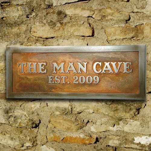 Man cave sign // this is great