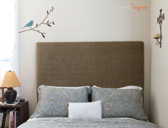 25 best ideas about canvas headboard on pinterest ikea