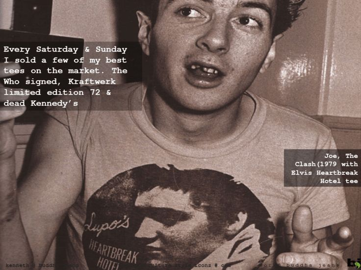 It had to come something new, the anti-establishment punk movement happened simultaneously, in  UK and America they just did not know. Punk as a youth cultural movement lasted in fact very short. N…