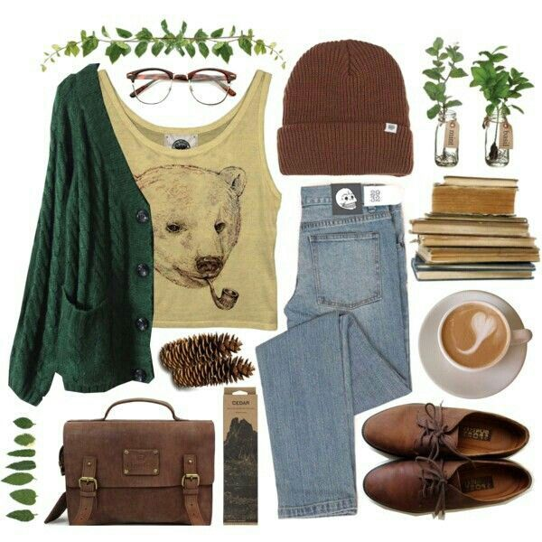 My style signature laid back quirky