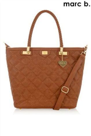 Buy Marc B Hudson Noveau Shopper from the Next UK online shop