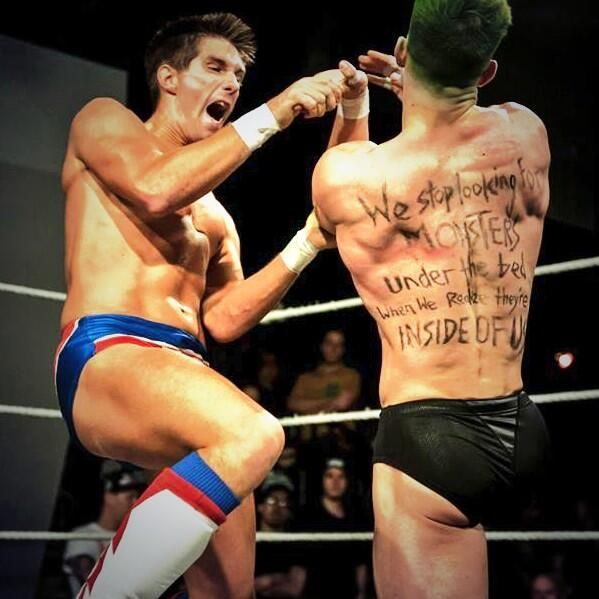 Zack Sabre Jr is one of my true friends, not only in wrestling ..but in life. @zacksabrejr @ThisIs_Progress