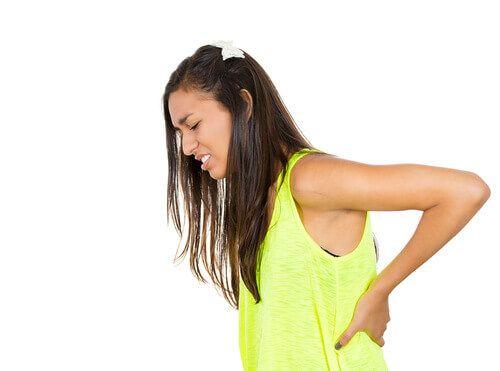 Nierensteine Schmerzen Rücken