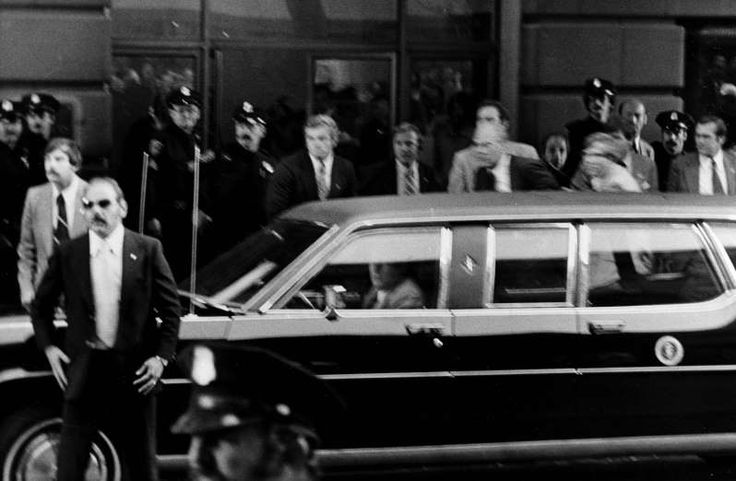 In 1975, Sara Jane Moore attempted to shoot President Gerald R. Ford outside a…