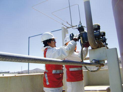 ScanControls, desde hace cuatro años, posee en la ciudad de Antofagasta, un moderno taller de mantención para todo tipo y modelo de válvulas, tanto manuales  como de control, ubicado en el corazón del Barrio Industrial (Gutemberg 476) con un área útil de 2000m2.