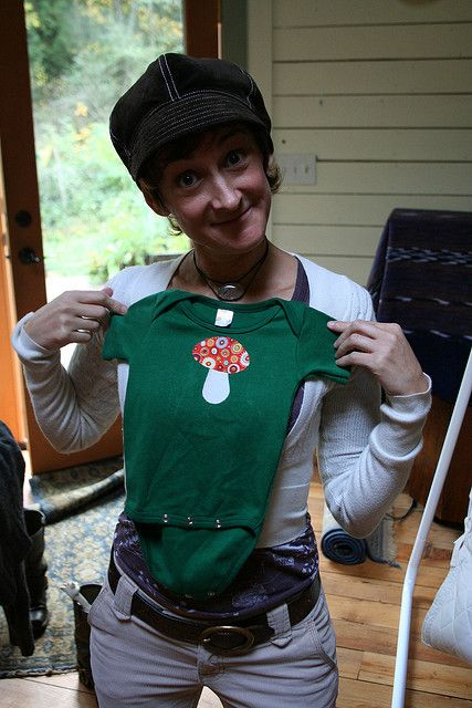 Onesie decorating that doesn't suck: a primer for baby shower planners | Offbeat Families