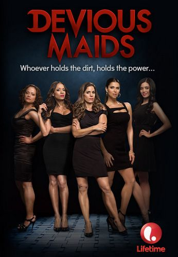 Devious Maids, It is written by the same people that did Desperate housewives ( my all time favorite show) so I know it has to be good!!!