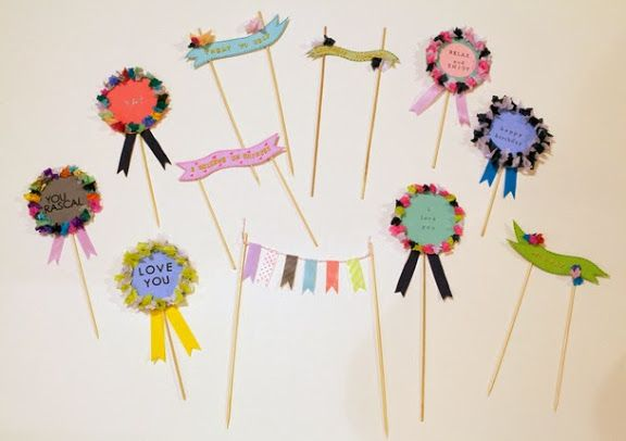 And A Cool Time Was Had By All: My Cake Toppers Workshop! | Coco Cake Land